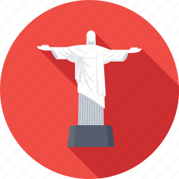 brazil, christ the redeemer, monument, statue, tourism icon