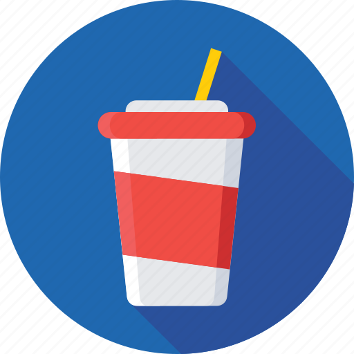 beverage, disposable cup, drink, soft drink, take away icon