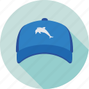 baseball cap, cap, golf cap, jockey cap, sports cap icon