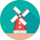 aerogenerator, energy, farm, turbine, windmill icon