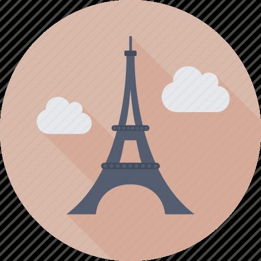 eiffel tower, france, landmark, monument, paris icon