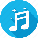 bass, lyrics, music, music note, quaver icon