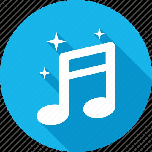 bass, lyrics, music, music note, quaver icon