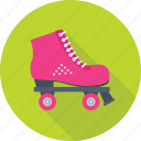 skate boots, skates, skating, sports, winter icon