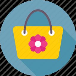 bag, handbag, purse, shoulder bag, woman bag icon