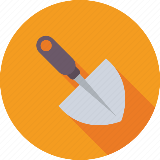 digging, gardening, rake, spade, trowel icon