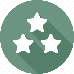 night, rating, review, sky, stars icon