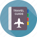 travel guide, booklet, book, tourism, guide