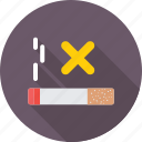 cigarette, no cigarette, no smoking, restriction, smoking icon