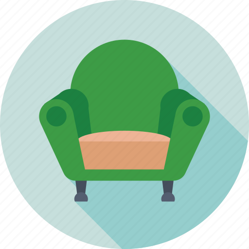 couch, furniture, lounge, seat, sofa icon