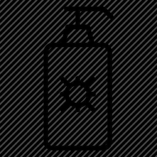 cosmetics, handwash, liquid, shampoo, soap icon