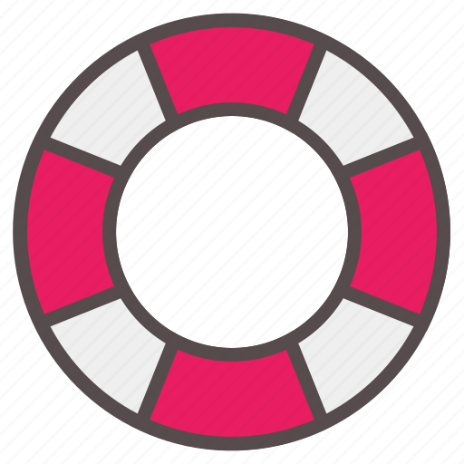 Buoy, help, life, safety, summer, support, vacation icon - Download on Iconfinder