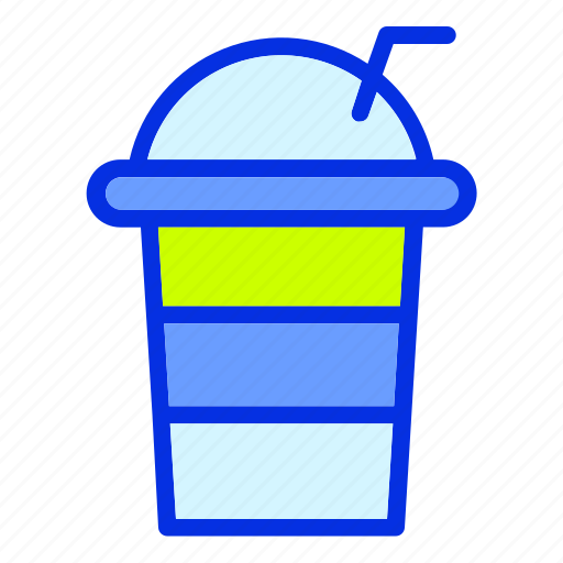 bottle, cafe, coffee, cup, drink, holiday, summer icon