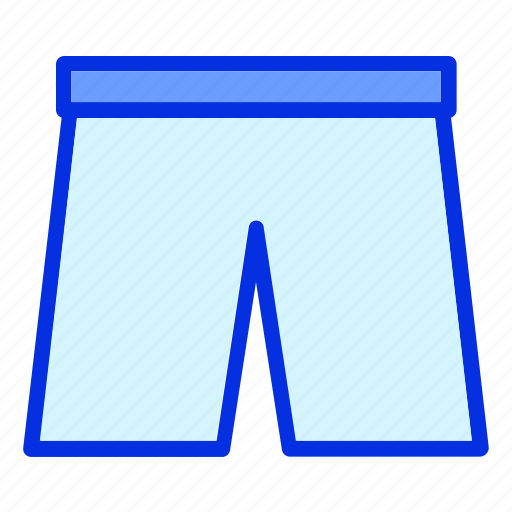 Beach, holiday, pants, short pant, summer, swimwear, vacation icon - Download on Iconfinder