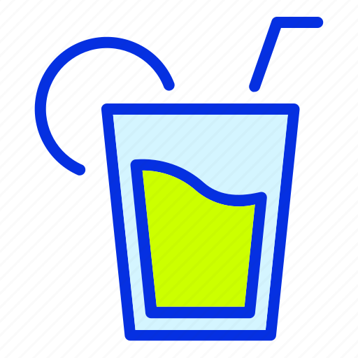Cup, drink, glass, juice, summer, travel icon - Download on Iconfinder