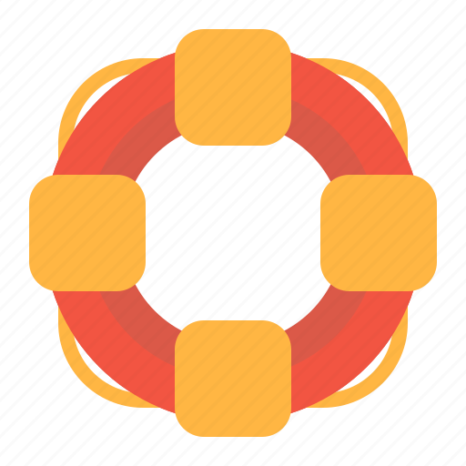 Beach, safelife, security, summer, travel, vacation icon - Download on Iconfinder