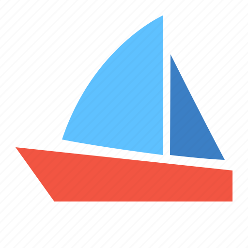 Boat, holiday, sea, ship, summer, travel icon - Download on Iconfinder