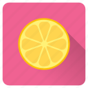 citrus, food, fruit, juice, orange, summer, tropical icon