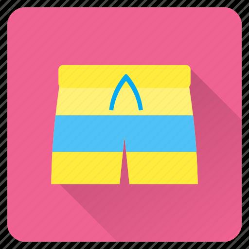 boxers, shorts, suit, summer, swim, swimsuit, swimwear icon