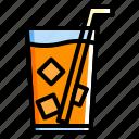 beverage, drink, iced, tea