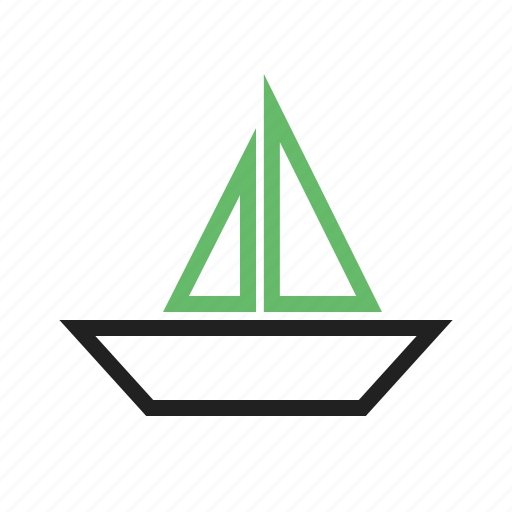boat, boating, ride, travel, water, yacht icon