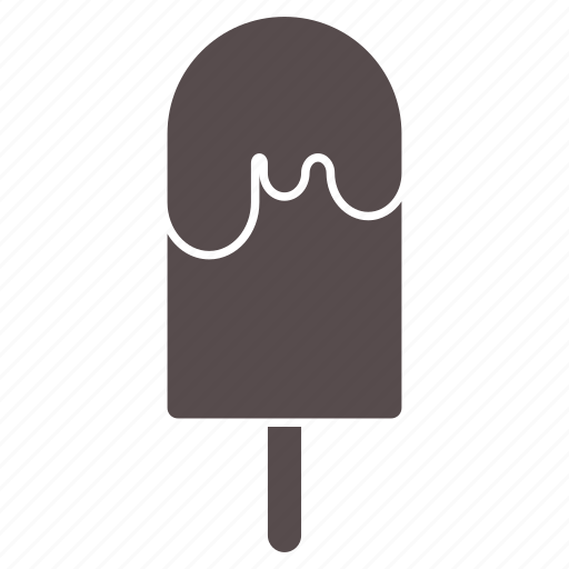 cream, food, ice, popsicle, stick, summer, vacation icon