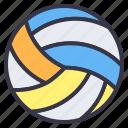 summer, requisite, necessity, ball, sports, beach