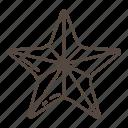 starfish, patrick, sea, ocean