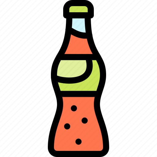 fun, party, soda, summer, water icon