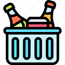beverages, fun, party, summer icon