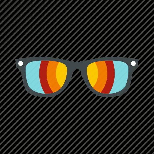 eyeglasses, fashion, modern, optical, retro, spectacle, sunglasses icon