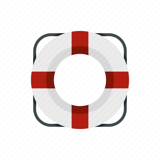 emergency, help, lifeline, protection, ring, sos, survival icon