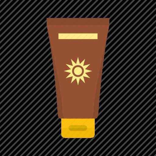 cream, lotion, protection, skin, sun, sunblock, sunlight icon