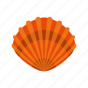 marine, mollusk, nature, pearl, sea, shell, shellfish icon