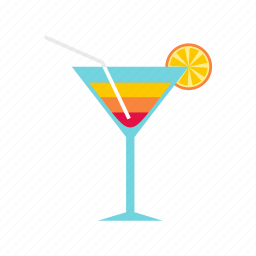 Alcohol, bar, beach, cocktail, fruit, glass, juice icon - Download on Iconfinder