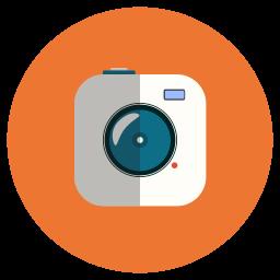 camera, movie, photo, picture icon