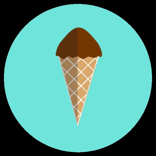 food, gastronomy, ice, icecream icon