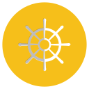 marine, ocean, sailing, sea icon