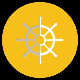 marine, ocean, sailing, sea icon