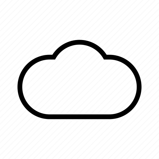 cloud, summer, weather icon