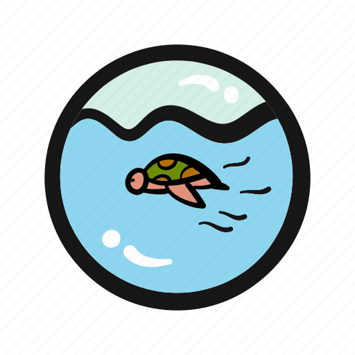 Animal, ocean, sea, turtle icon - Download on Iconfinder