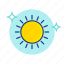 beach, hot, summer, sun, sunny, vacation, vibes icon