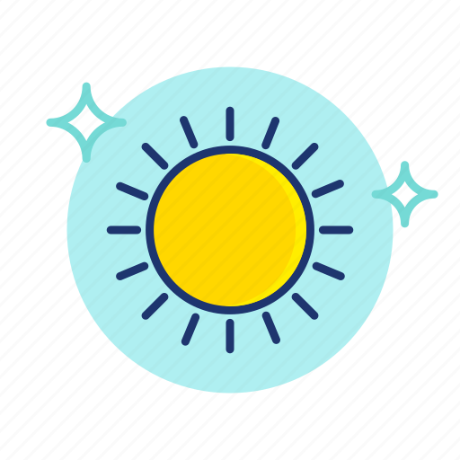 Beach, hot, summer, sun, sunny, vacation, vibes icon - Download on Iconfinder