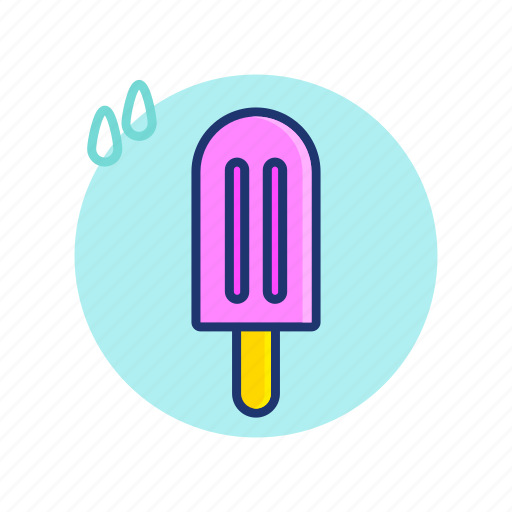 Cream, fresh, ice, icecream, summer, sweet, vibes icon - Download on Iconfinder