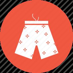 shorts, sport, swim icon