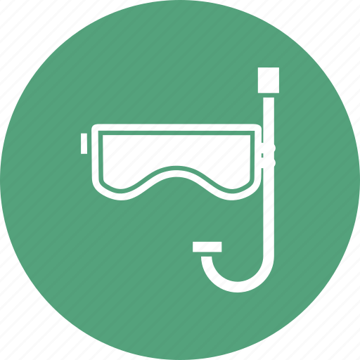diving, mask, snorkling icon