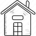 for, home, house, rent icon