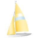 boat, sail boat, sailing, sailing boat icon