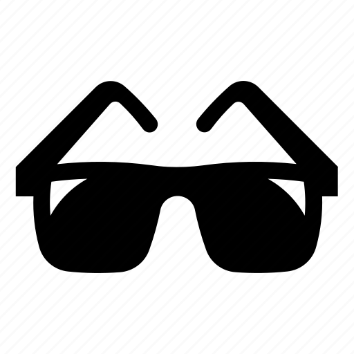 outdoors, protection, shades, summer, sun glasses icon
