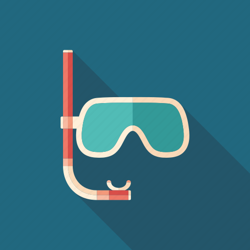 dive, diving, mask, scuba, snorkel, sport, swimming icon